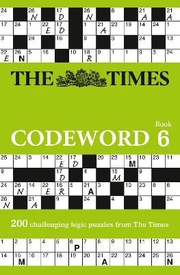 The Times Codeword 6 - The Times Mind Games