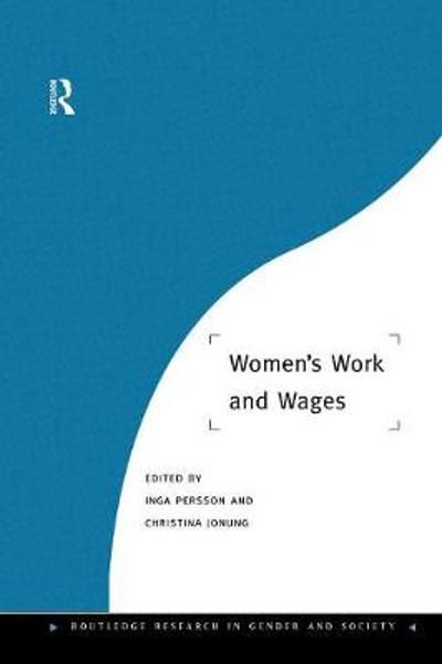 Women's Work and Wages - Christina Jonung