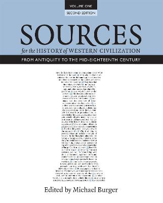Sources for the History of Western Civilization - Michael Burger
