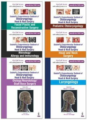 Sataloff's Comprehensive Textbook of Otolaryngology: Head & Neck Surgery: Six Volume Set - Robert Thayer Sataloff