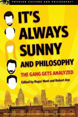 It's Always Sunny and Philosophy - Roger Hunt