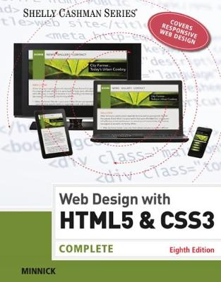 Web Design with HTML & CSS3 - Jessica Minnick