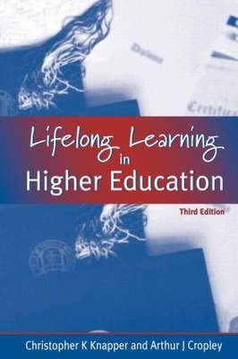 Lifelong Learning in Higher Education - A. J. Cropley