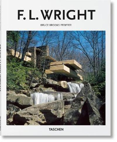 F.L. Wright - Bruce Brooks Pfeiffer