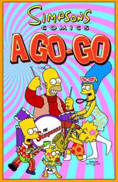 Simpsons Comics A-go-go - Matt Groening