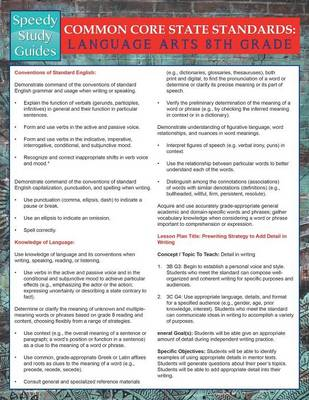 Common Core State Standards - Speedy Publishing LLC