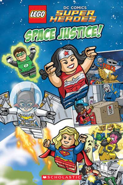 LEGO DC Superheroes: Space Justice! -