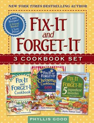 Fix-It and Forget-It Box Set - Phyllis Good