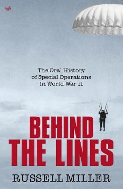 Behind The Lines - Russell Miller
