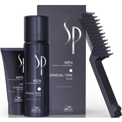 Wella SP Men Gradual Tone Black - Wella SP