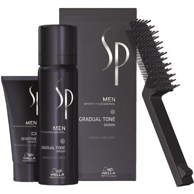 Wella SP Men Gradual Tone Brown - Wella SP