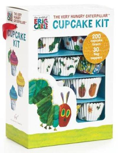 The World of Eric Carle The Very Hungry Caterpillar Cupcake Kit - Eric Carle