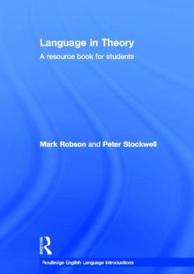 Language in Theory - Mark Robson