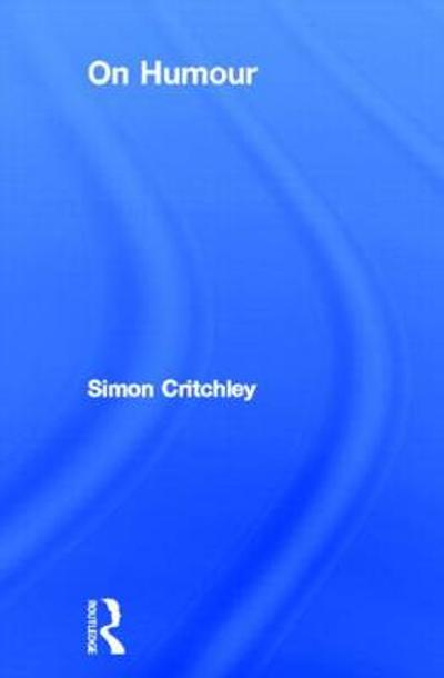 On Humour - Simon Critchley
