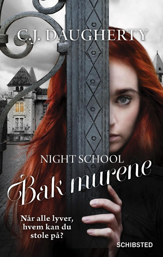 Bak murene - C.J. Daugherty