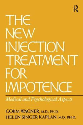 The New Injection Treatment For Impotence - Gorm Wagner