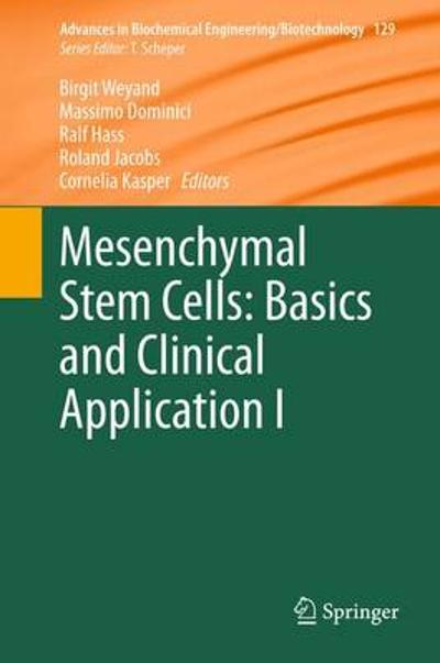 Mesenchymal Stem Cells - Basics and Clinical Application I - Birgit Weyand