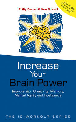 Increase Your Brainpower - Philip J. Carter