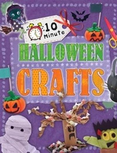 10 Minute Crafts: Halloween - Annalees Lim
