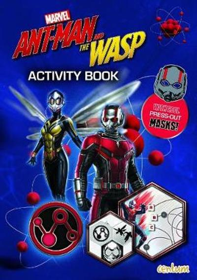 Ant-Man Activity Book -