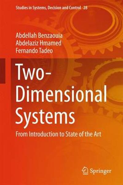 Two-Dimensional Systems - Abdellah Benzaouia