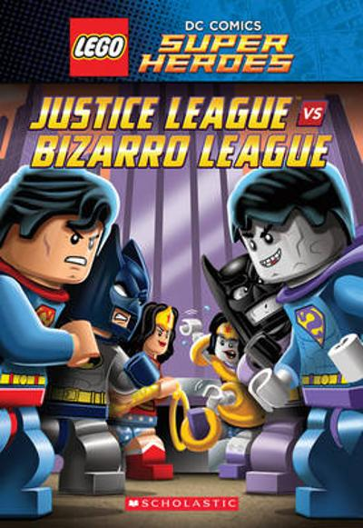 LEGO DC Superheroes: Justice League vs. Bizarro League -