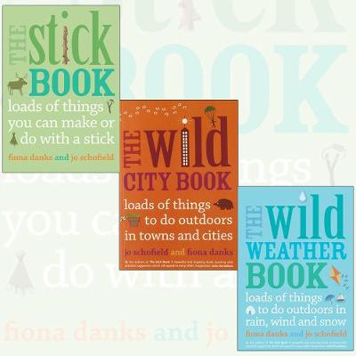 The Stick, Weather, City Things to Do Books Collection by Fiona Danks - Fiona Danks