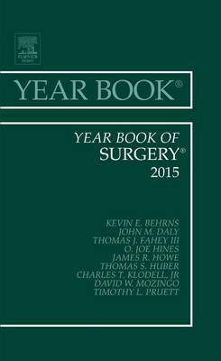 Year Book of Surgery 2015 - Kevin E. Behrns