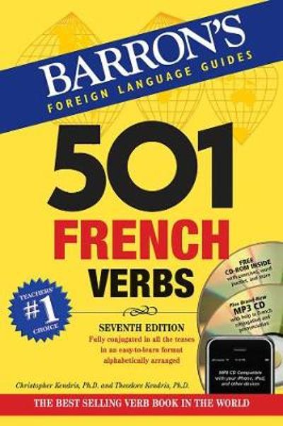 501 French Verbs - Christopher Kendris