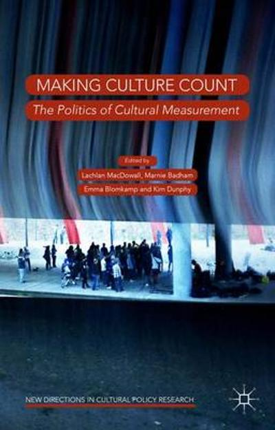 Making Culture Count - Lachlan MacDowall