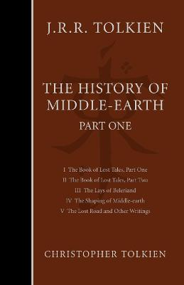 The History of Middle-Earth - Christopher Tolkien