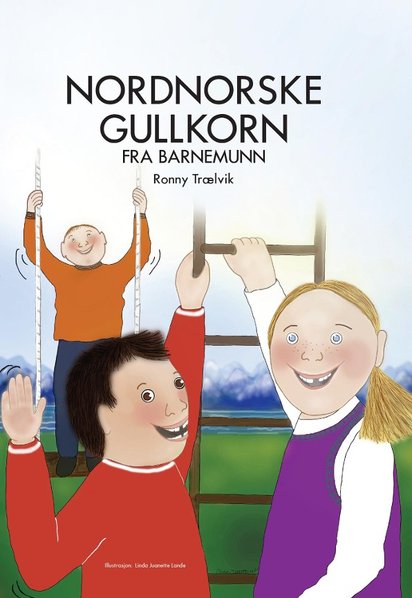 Nordnorske gullkorn fra barnemunn PDF ePub