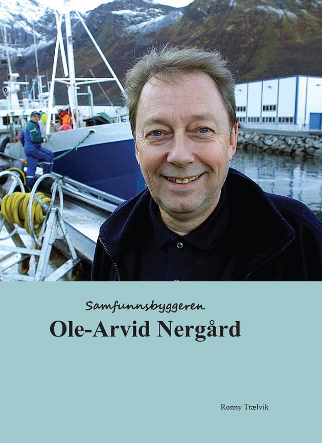Samfunnsbyggeren Ole-Arvid Nergård PDF ePub