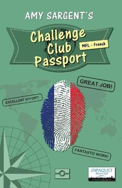 Challenge Club Passport - Amy Sargent