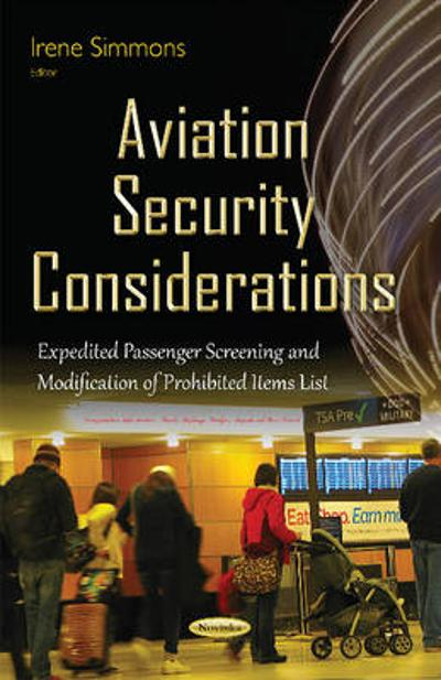 Aviation Security Considerations - Irene Simmons
