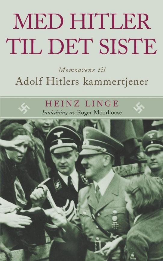 Med Hitler til det siste PDF ePub