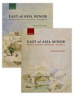 East of Asia Minor - Timothy Bruce Mitford