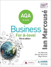 AQA Business for A Level (Marcouse) - Ian Marcouse  Nigel Watson Andrew Hammond