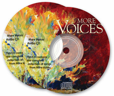 More Voices Audio CD set - Bruce Harding