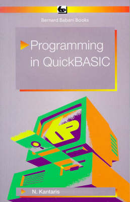 Programming in Quick BASIC - Noel Kantaris