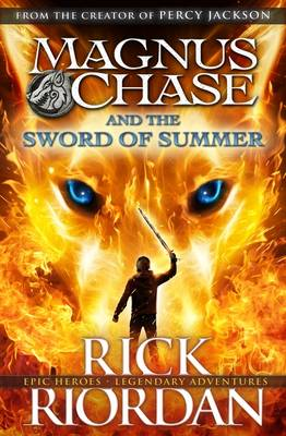 Magnus Chase and the Sword of Summer -