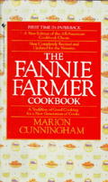 The Fannie Farmer Cookbook - Fannie Farmer