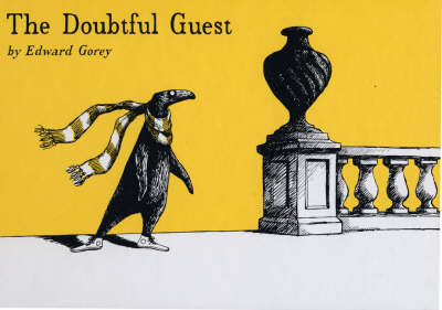 The Doubtful Guest - Edward Gorey