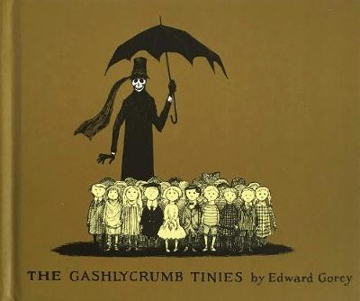 The Gashlycrumb Tinies - Edward Gorey