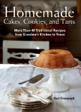 Homemade Cakes, Cookies, and Tarts - Kari Finngaard