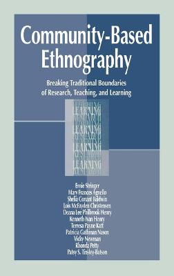 Community-Based Ethnography - Ernest T. Stringer