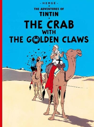 The Crab with the Golden Claws - Herge