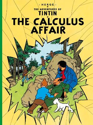 The Calculus Affair - Herge
