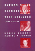 Hypnosis and Hypnotherapy with Children - G.Gail Gardner