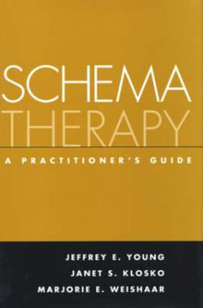 Schema Therapy - Jeffrey E. Young